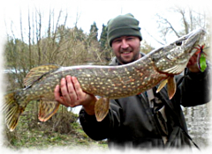Pike Fishing with Killer Frog Lures