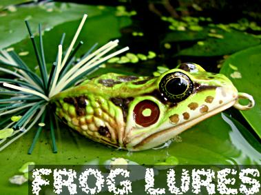 Killer Frog Lures